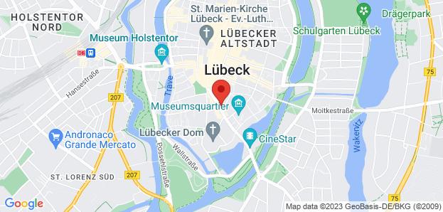 Gebr. Müter Bestattungsinstitut in Lübeck