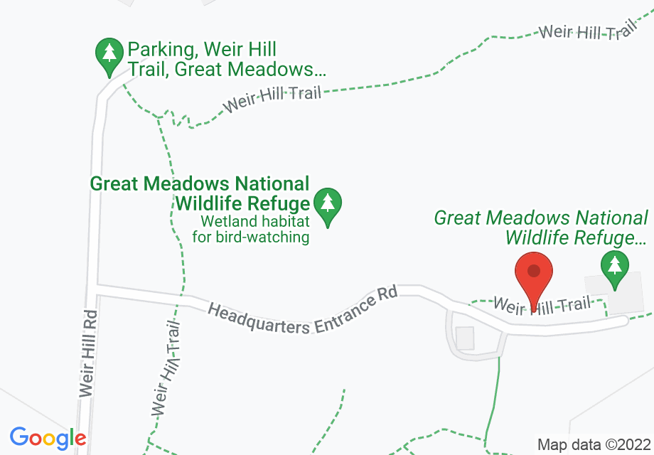 Great Meadows National Wildlife Refuge, 73 Weir Hill Road, Sudbury, MA