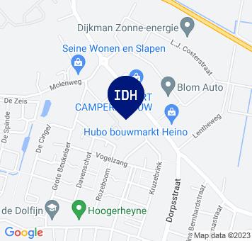 Navigeer naar IDH-Heino