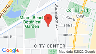 1900 Washington Ave, Miami Beach, FL 33139, USA, Miami Beach Convention Center, United States