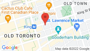 37 King St E, Toronto, ON M5C 1E9, Canada, Omni King Edward Hotel, Canada