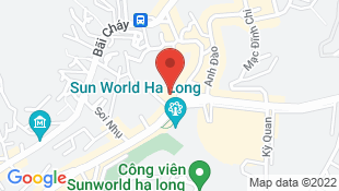 Ha Long Road, Bai Chay Ward, Ha Long, Vietnam, Muong Thanh Luxury Quang Ninh Hotel and Bai Chay General Hospital, Ha Long, Vietnam, Viet Nam