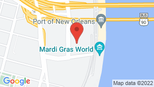 New Orleans Ernest N. Morial Convention Center, New Orleans Ernest N. Morial Convention Center, 900 Convention Center Blvd, New Orleans, LA 70130, USA, United States