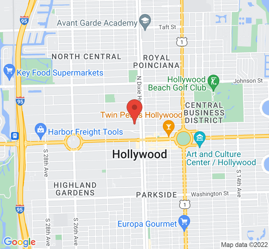 250 N Dixie Hwy, Hollywood,  Fl,  33020