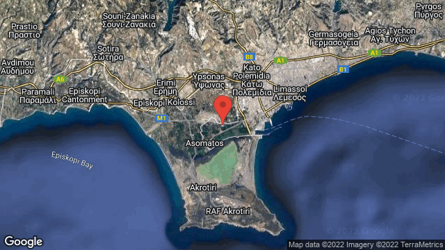 Fasouri Water Mania Water Park | Map