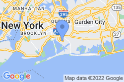 JFK Airport, location map