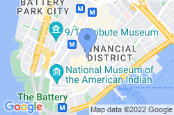 The New York City Police Museum, location map