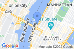 New York City Boat Tours, location map