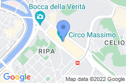 Circus Maximus, location map
