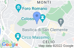Arch of Constantine, location map