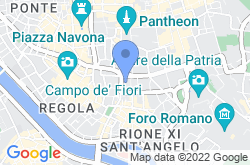 Area Sacra di Largo Argentina, location map