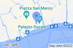 Palazzo Ducale, location map