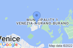 Murano, location map