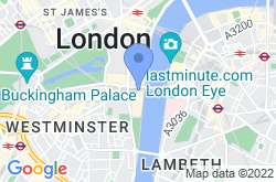 Big Ben, location map