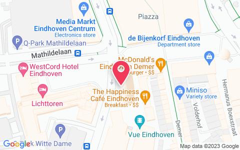 Locatieafbeelding van evenementslocatie