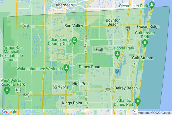 Services Area