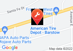 American Tire Depot - Barstow 39