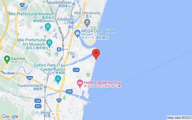 中河原海岸