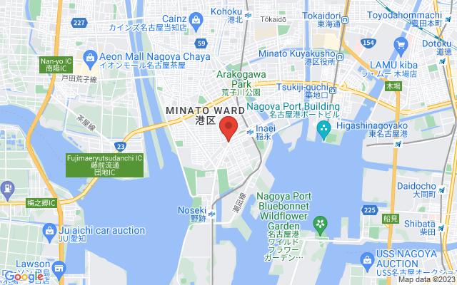 稲永町交差点