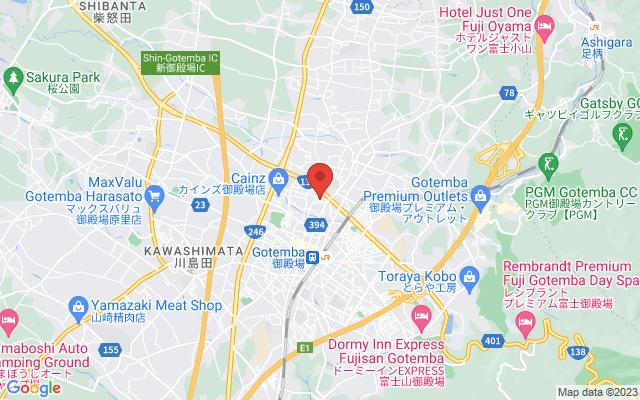 ホテルベルビュー富士