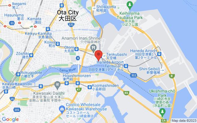 羽田空港大鳥居