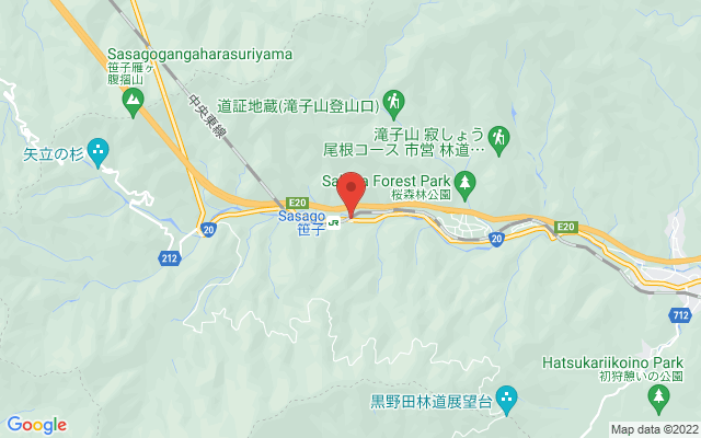旧笹子トンネル