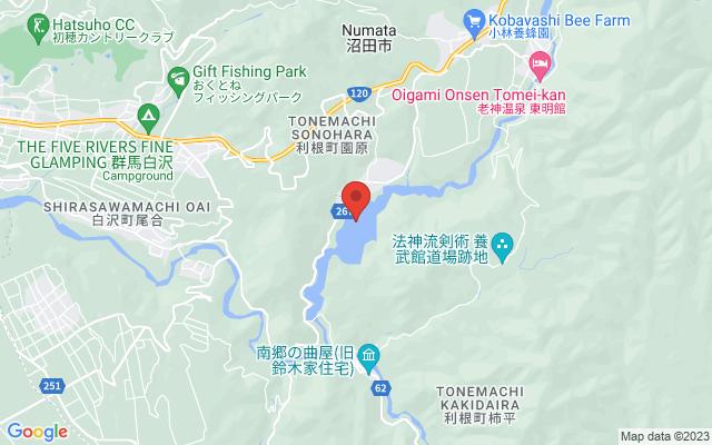薗原湖 (薗原湖ダム)