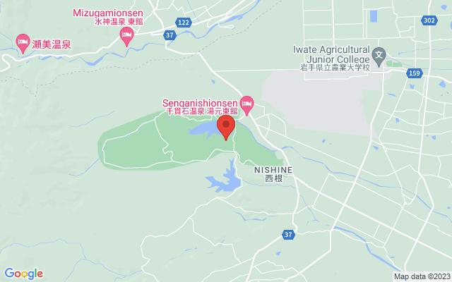 千貫石ため池