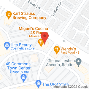 Map of 4S Ranch Shopping Center