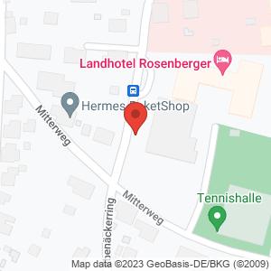 Standort Wechselzone BIKE/RUN