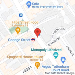 Goodge Street Escorts
