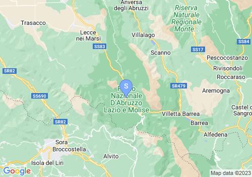 The office of Ecotur Viaggi Natura di Nicoletta Gentile, Cesidio Pandolfi e Paolo Iannicca snc