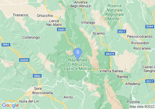 La sede di Ecotur Viaggi Natura di Nicoletta Gentile, Cesidio Pandolfi e Paolo Iannicca snc
