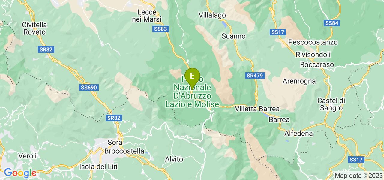 Ecotur Viaggi Natura di Nicoletta Gentile, Cesidio Pandolfi e Paolo Iannicca snc