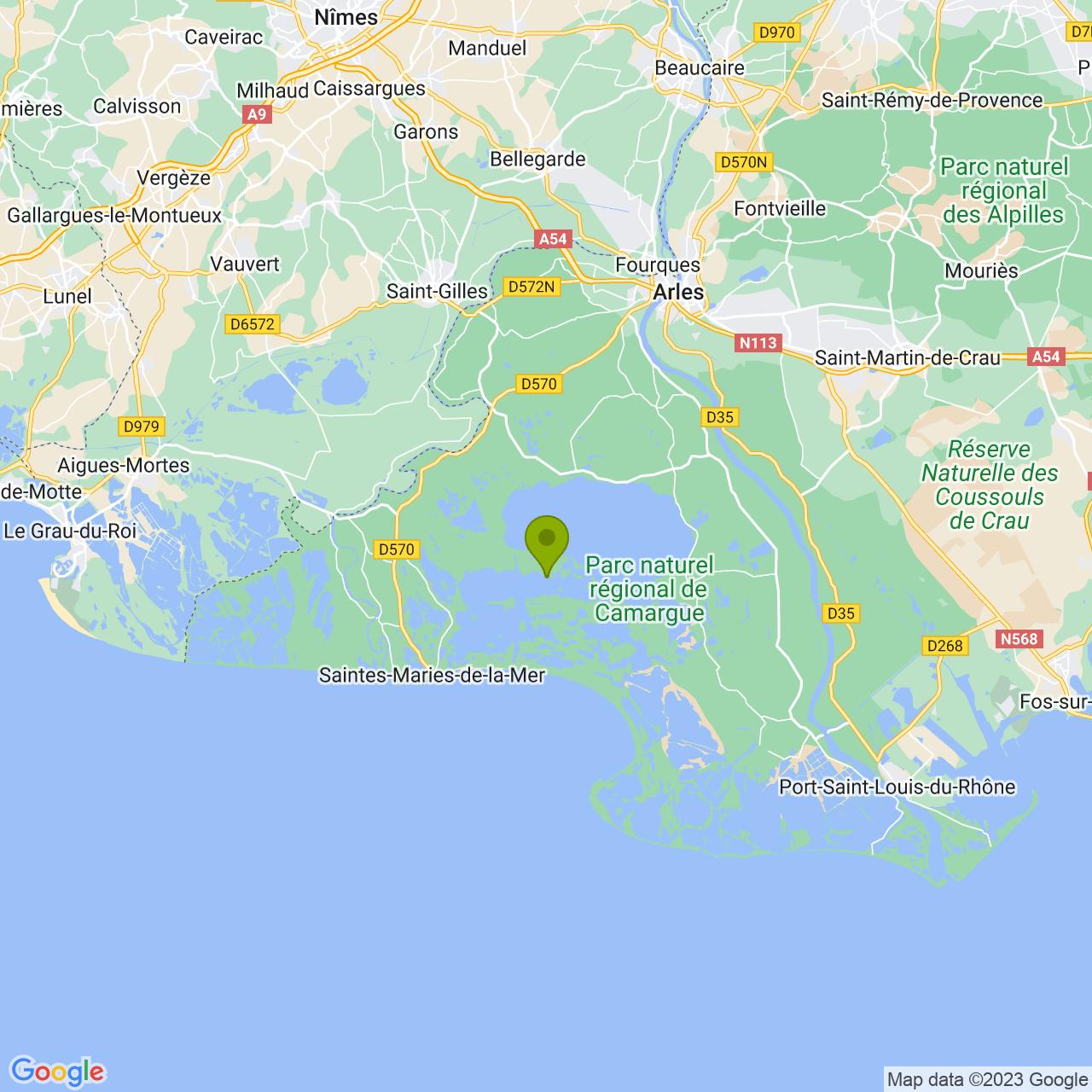 Regionaal Natuurpark De Camargue