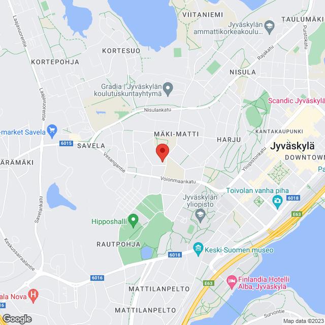 Terapiapalvelut Liisa Liinamo | Esankatu 2, 40700, Jyväskylä