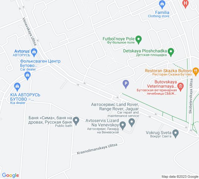 Вывоз мусора Веневская улица