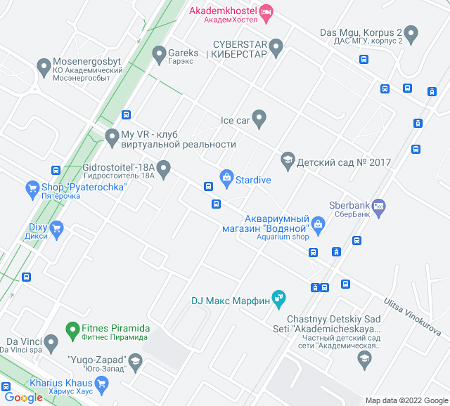 Вывоз мусора Винокурова улица