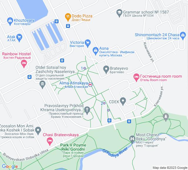 Вывоз мусора метро Алма-Атинская