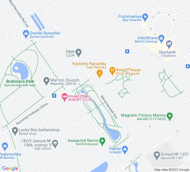 Вывоз мусора Мячковский бульвар