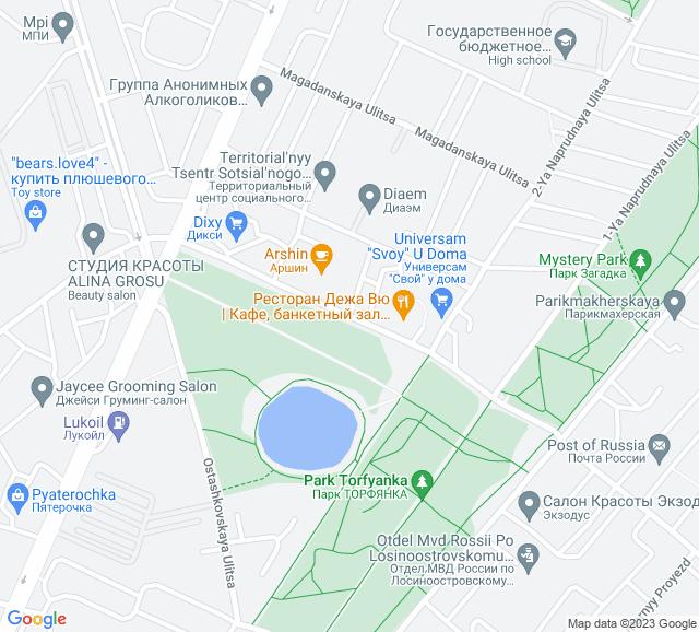 Вывоз мусора Осташковский проезд