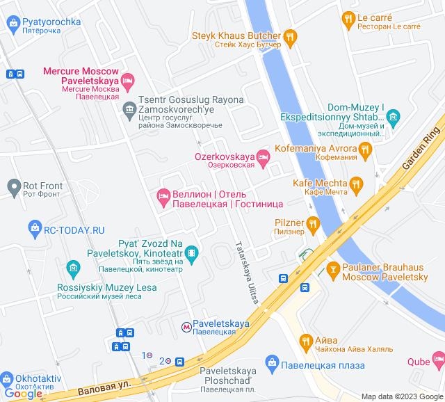 Вывоз мусора Татарская улица