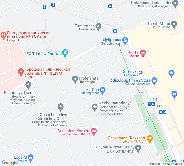 Вывоз мусора Шарикоподшипниковская улица