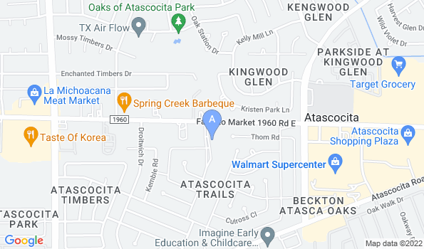 Street map of Atascazoo Animal Hospital