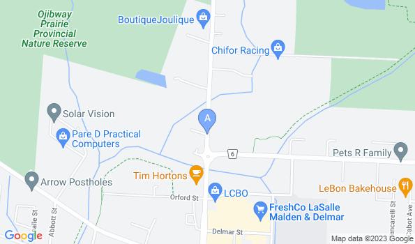 Street map of Malden Road Veterinary Hospital