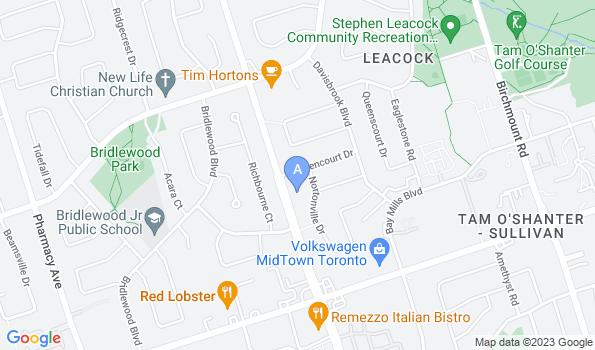 Street map of Location