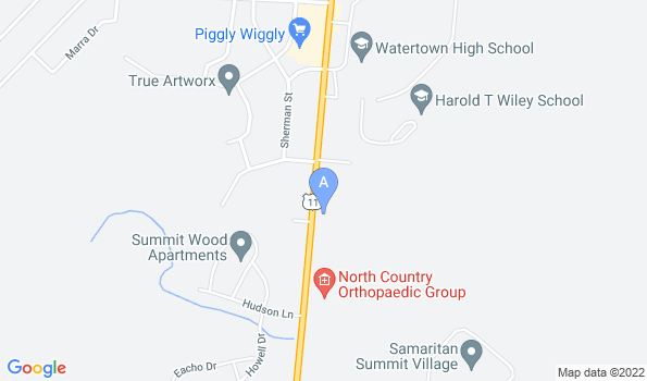 Street map of Watertown Animal Hospital L.L.P.