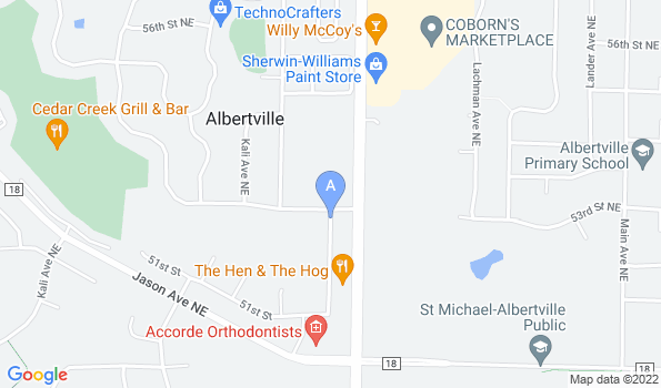 Street map of Pet Nation Veterinary Care Center