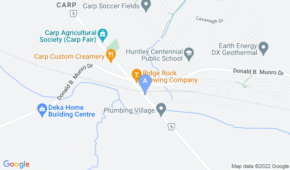 Street map of West Carleton Animal Hospital