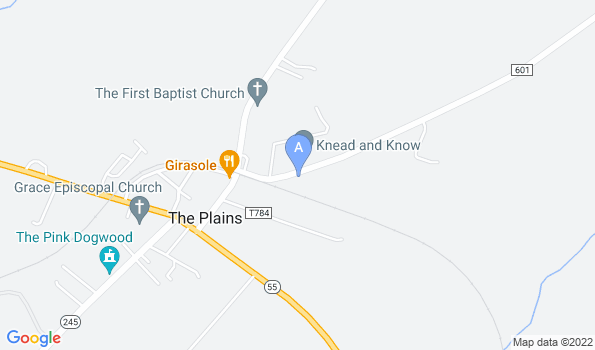 Street map of Agape Veterinary Clinic